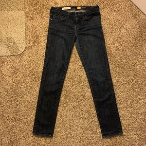 Anthropologie Pilcro & Letterpress Stet Jeans
